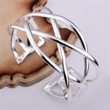 SSB012-925 Sterling Silver Bangle