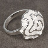 SSR005-925 Sterling Silver Ring