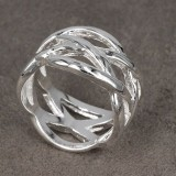 SSR007-925 Sterling Silver Ring