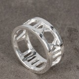 SSR004-925 Sterling Silver Ring